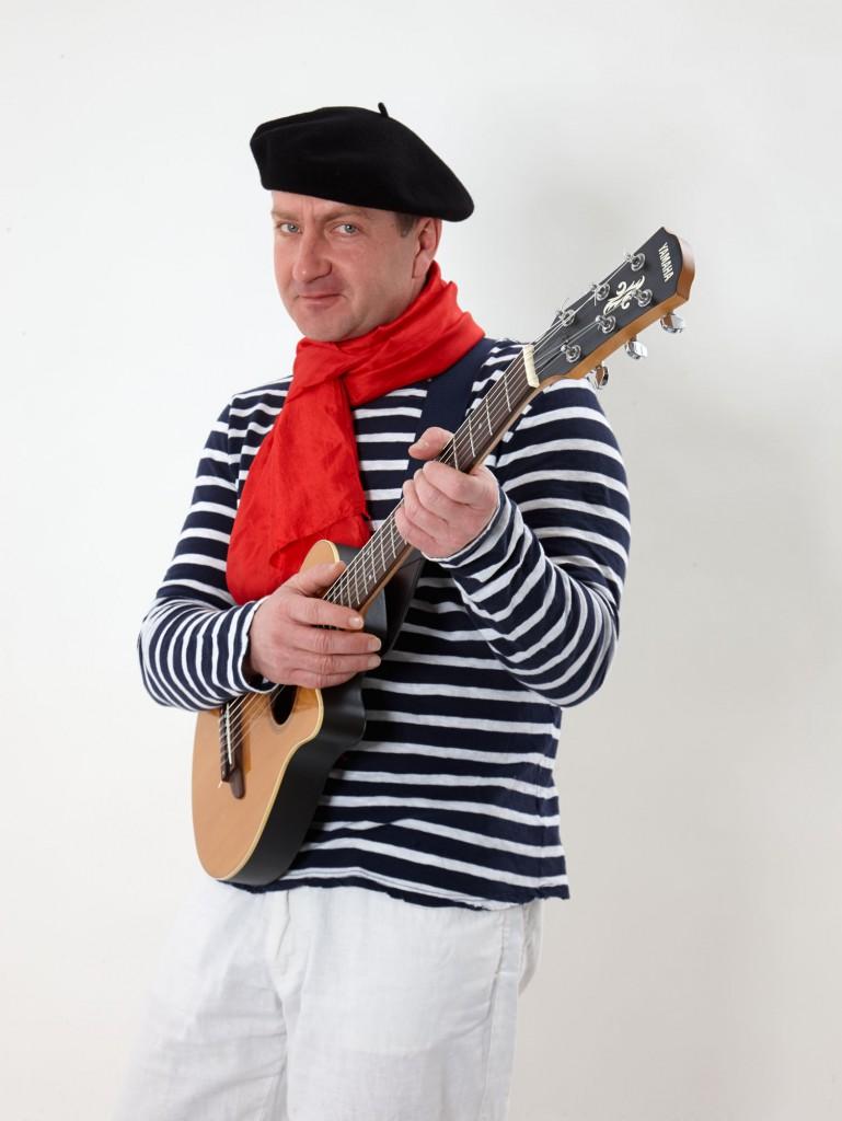 Fridolin Gitarre